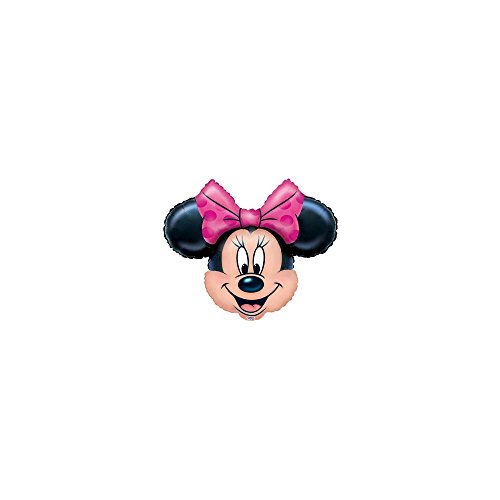 Ballon-aluminium-visage-XL-Minnie
