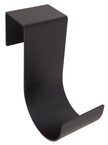 mide Products 107b-2aluminum Pool di coppia di ganci, lungo 15,2cm, nero