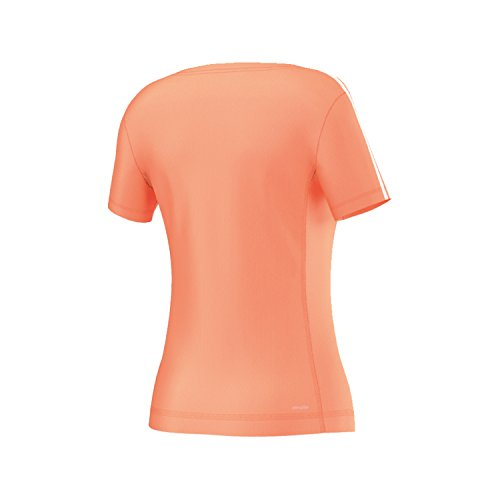 adidas Clima Essentials T-Shirt manches courtes Femme Orange