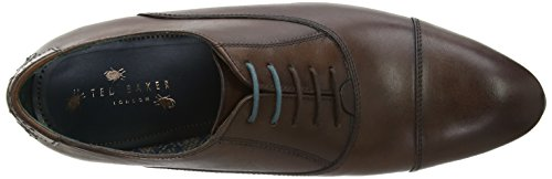 Ted Baker Danyll, Oxfords homme Marron - Brown (Brown)