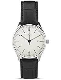 BMW Original Iconic Collection Reloj de Muñeca para Hombre Lujo Gris/Negro 80262406692