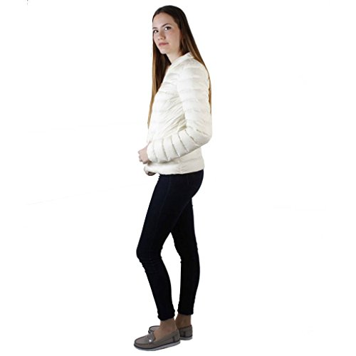 Geox - Woman Down Jacket, Giacca Donna Bianco