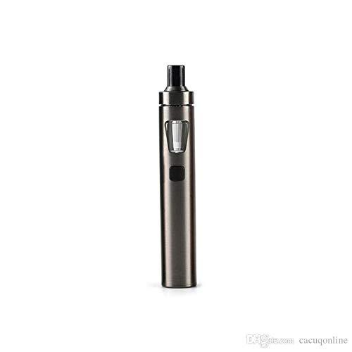 Joyetech eGo AIO Kit mit 2 ml Kapazität und 1500 mAh Akku Elektronische Zigarette (Brushed Gunmetal)