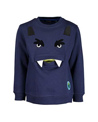 Blue Seven Jungen Sweatshirt Vd-864576 X, (Dk Blau 574), 98
