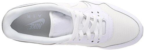 Nike Herren Air Pegasus 89 Sneaker, Helle Hochrot/Hell Citrus/Total Orange/Weiß, 40 EU Weiß (Blanc)
