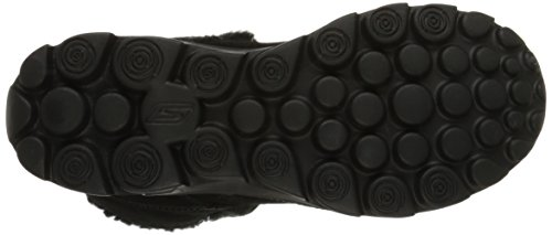 Skechers - Go Walk Movechugga Imprint, Stivaletti Donna Black