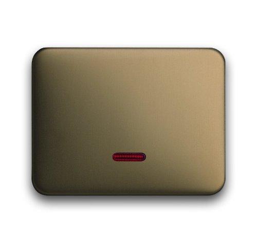 Busch-Jaeger 6543-21-102 Bedienelement Mit Glimmlampe. bronze 6543-21-102