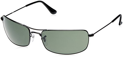 Ray ban 0805289885443 Rectangular Sunglasses 0rb3334i00261 ... 6de90f9618