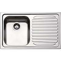 Amazon.it: Apell - Lavello a una vasca e mezzo / Lavelli da cucina: Fai ...