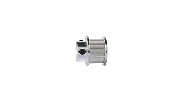 1pc BF Typ 28 Z/ähne 3M Zahnriemenscheibe Bohrung 5mm 6,35 mm 8mm 10mm 12mm for HTD3M G/ürtel verwendet in Linear Pulley 28Teeth 28T Farbe : 10mm, Gr/ö/ße : 10mm WNJ-TOOL