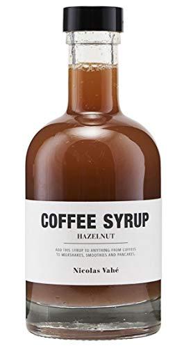 Nicolas Vahe - Sirup - Kaffeesirup - Haselnuss - 250 ml