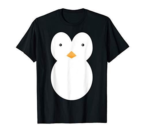 Pinguin Kostüm Halloween Tshirt Pinguinkostüm Tier Motto T-Shirt (Und Macht Halloween-kostüm Ideen Spaß Einfach)