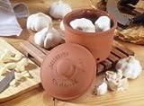 Contenitore aglio–Pentola di terracotta