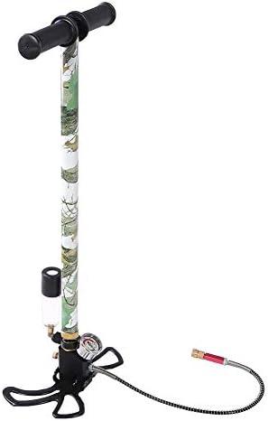 KIMISS 4500psi Auto Moto 4 Stage Pompa ad alta pressione pressione pressione Gonfiatore Pompa a mano Filtro aria Pompa PCP B07H9TJ231 Parent   Design lussureggiante    Italia    Ottima classificazione  fe3a80