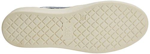 XTI 47828, Scarpe da Ginnastica Basse Donna Bianco (Hielo)