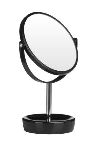 Premier Housewares 1600578 Kosmetikspiegel, schwenkbar, mit Vergrößerung, Kunststoff,...