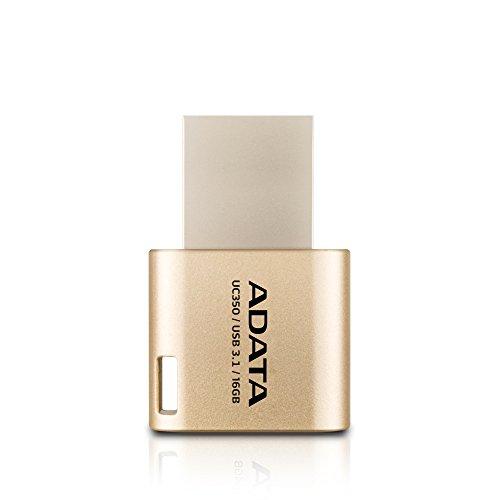 Adata UC350 USB 3.1 16GB Pen Drive (Gold)