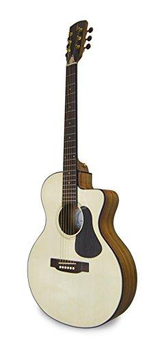 APC EA300 KOA S/C/K CW -Guitarra acústico - modelo EA - con EQ & Tuner
