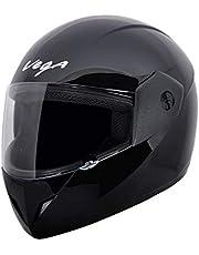 Vega Cliff Dx Black Helmet, M