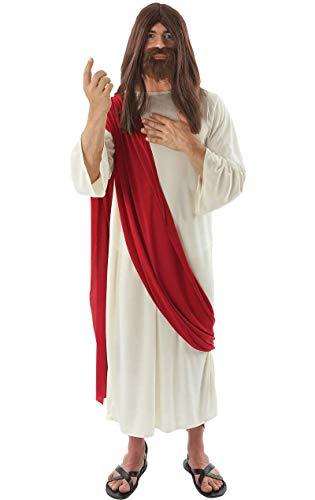 Kostüm Cross Play - Jesus Kostüm für Erwachsene