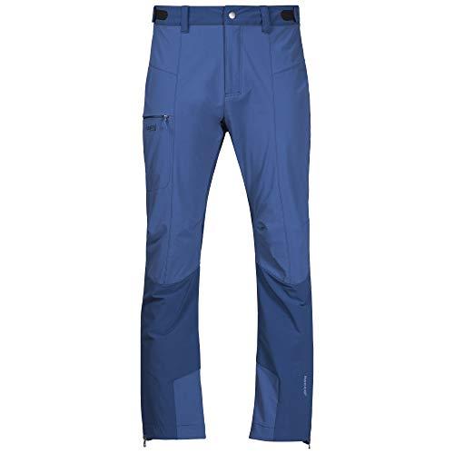 Bergans Slingsby Robust Softshell M Pants Blau, Herren Hose, Größe XXL - Farbe Ocean