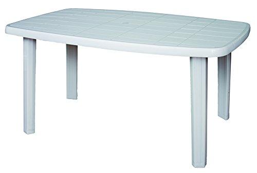 Areta ar005 sorrento tavolo, rettangolare, 140 x 80 x 72 cm
