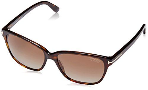 Tom Ford Sonnenbrille Polarized FT0432_Right arm for In men's drawers_52H (59 mm) Marrón, 62