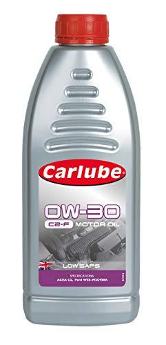 Huile moteur 0W30 C2 1 litre