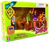 ScoobyDoo Mystery Mates Figure 5Pack Mys...