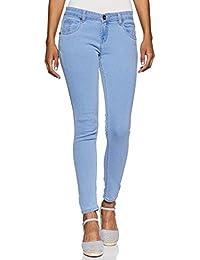Distrito Urbano Women's Slim Fit Jeans
