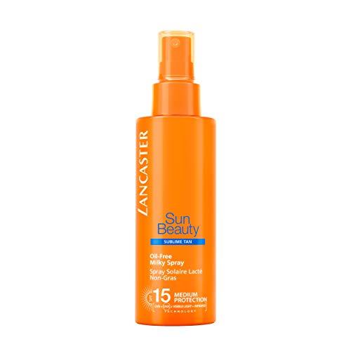 Lancaster Sun Oil Free Spray SPF15 Unisex, Sonnenpflege, 1er Pack (1 x 150 ml) -