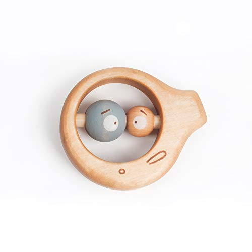 Baby Spielzeug, Holzspielzeug Ra...