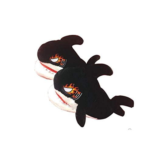 Fat rabbit Cute Cartoon Shark Cotton Slippers, Home Cotton Slippers