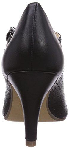 Bugatti  V43646B, Escarpins pour femme Noir - Noir