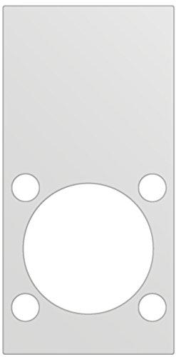 FiiO X3 Mark III MP3-Player Protector de pantalla - 6x dipos pelicula protectora mate