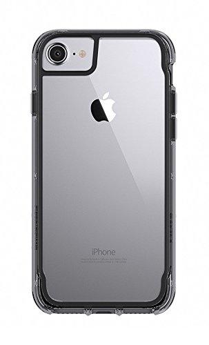 Griffin Survivor Clear Case Schutzhülle für Apple iPhone 7+/7+ Dual/6s+/6+ - Space Grau/Silber Schwarz/Rauch/Transparent