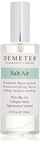 Salt Air By Demeter For Women. Pick-me Up Cologne Spray 4.0 Oz by Demeter BEAUTY (English Manual)