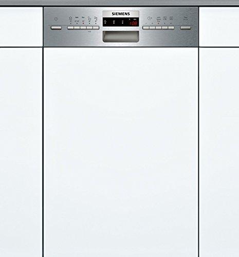 Siemens SR55M536EU iQ500 Geschirrspüler Teilintegriert/A+/220 kWh/Jahr/9 MGD/2380 L/Jahr/AquaStop/DosageAssist