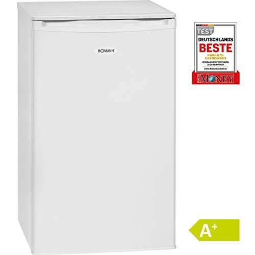 Bomann KS 163.1 Kühlschrank / A+ / Kühlen: 86 L / Gefrieren: 10 L / weiß