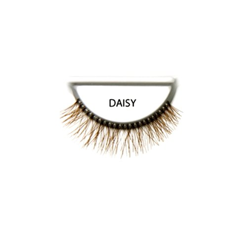 (6 Pack) ARDELL Runway Lashes Make-up Artist Collection - Daisy Brown