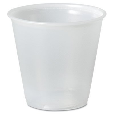 Galaxy Translucent Cups, 3.5 oz, 100/Pack