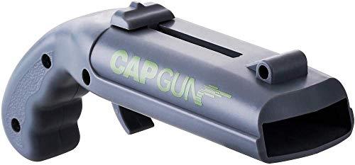 Zehaolaoshi Cap abridor de Pistola Creativo Cap Lanzador de Pistola Tirador Cerveza sacacorchos abridor...