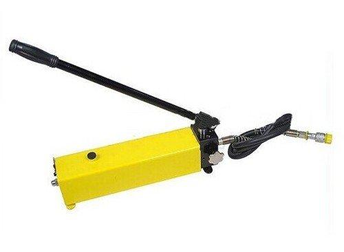 Gowe manuel Pompe hydraulique à main Pompe hydraulique Pompe à huile hydraulique peut travail avec split Unité hydraulique Outils Tête 3300 CC