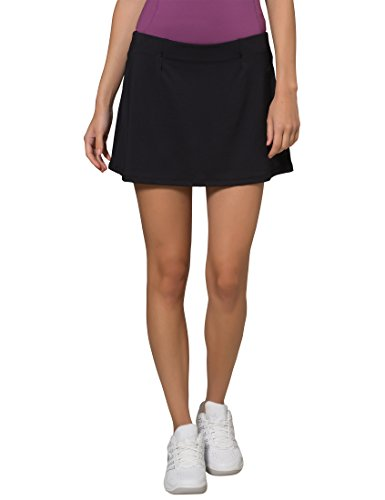 Ultrasport-Sydney-Gonna-da-Tennis-da-Donna-Corta-Nero-S
