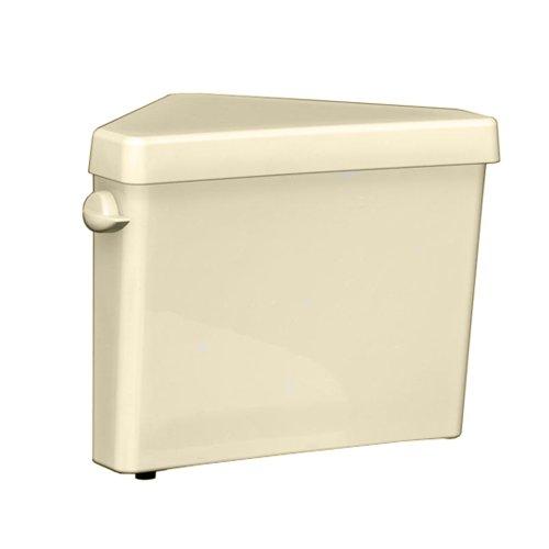 Standard-4338001.021Cadet Dreieck mit 6gpf WC-Tank, Knochen -