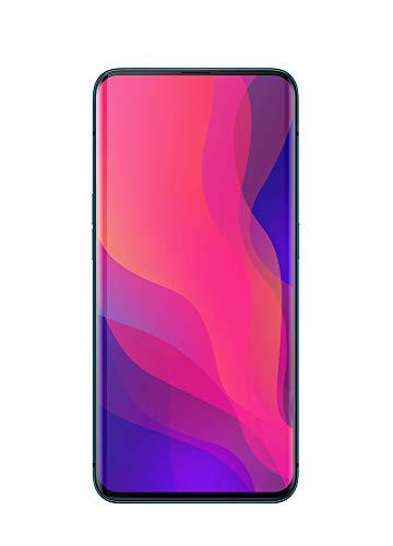 """OPPO Find X, Smartphone Libre (6,4"""", 8GB RAM,256GB,20MP, Android 8.1, Dual SIM/Versión Española), Color Azul"""