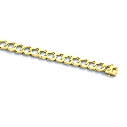 LIOR - Armbänder Herren Gelbgold