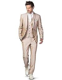 Suchergebnis Auf Amazon De Fur Anzug Beige Herren Bekleidung