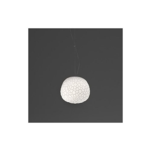 Artemide – Lampe à suspension Artemide Meteorite Dimmable : 15 cm de diamètre