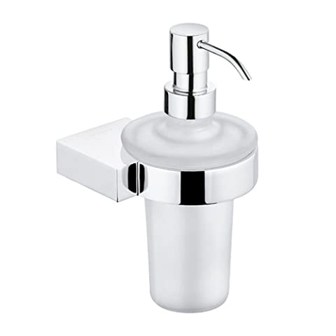 Kludi 4897605 Distributeur savon liquide Verre